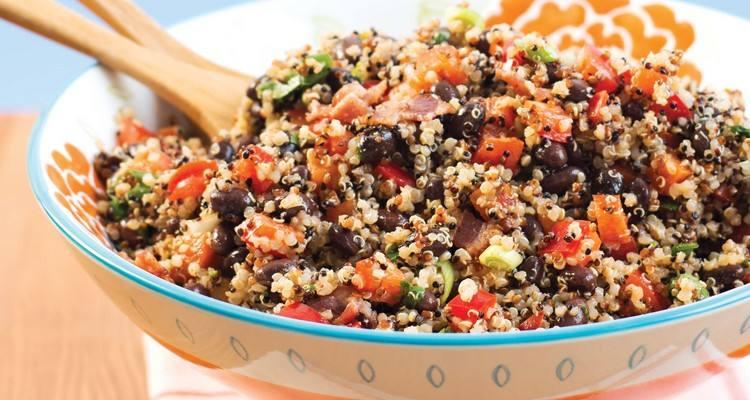 Quinoa recipe pic