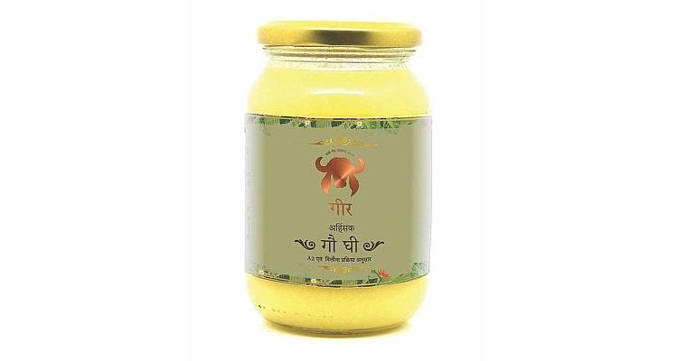 Bansi Gir A2-milk ghee